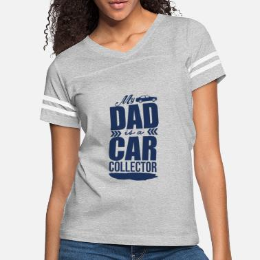 Car Collector Car Collector - Women's Vintage Sport T-Shirt