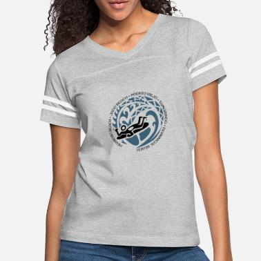 f443edf46 Boogie Boys Costa Rica Body Boarding Boogie Board Beach Ocean -  Women's. Women's Vintage Sport T-Shirt