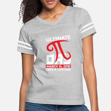 Pi Ultimate Pi Day 3.14 Funny Math Science - Women's Vintage Sport T-Shirt