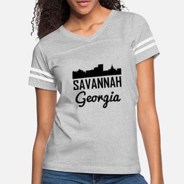 Georgia City Vintage T-Shirt