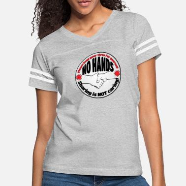 Virus Virus - Sharing is NOT caring! - Women's Vintage Sport T-Shirt