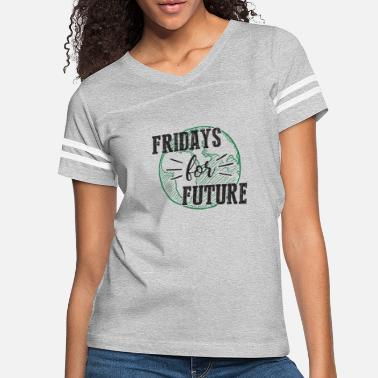 Fridays For Future Fridays for Future - Women's Vintage Sport T-Shirt