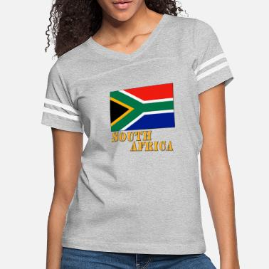 South Africa South Africa - Women's Vintage Sport T-Shirt
