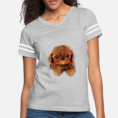 Puppy Adorable Puppy - Women's Vintage Sport T-Shirt