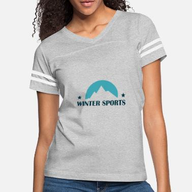 Winter Sports WINTER SPORTS - Women's Vintage Sport T-Shirt