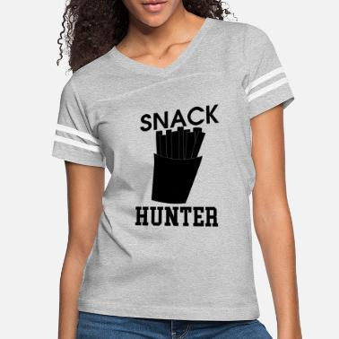 Snack Joint snack hunter - Women's Vintage Sport T-Shirt