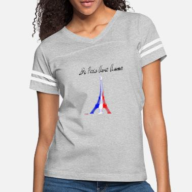 From Paris with Love - Women's Vintage Sport T-Shirt