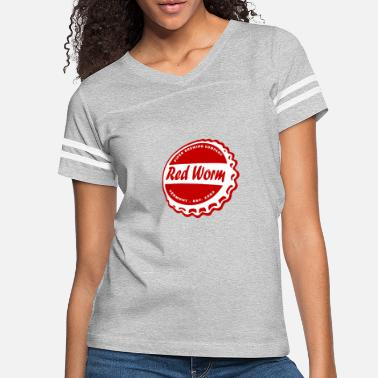 Red Worm Brewing Company - Women's Vintage Sport T-Shirt