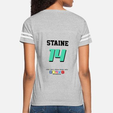 Jersey Number Jersey Number - Women's Vintage Sport T-Shirt