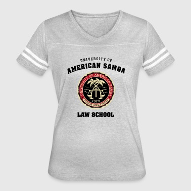 University of American Samoa Law School - Women's Vintage Sport T-Shirt