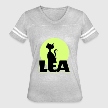 Lea first name - Women's Vintage Sport T-Shirt