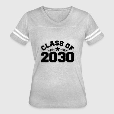Class of 2030 (Are you one of us?) | Batchmates - Women's Vintage Sport T-Shirt