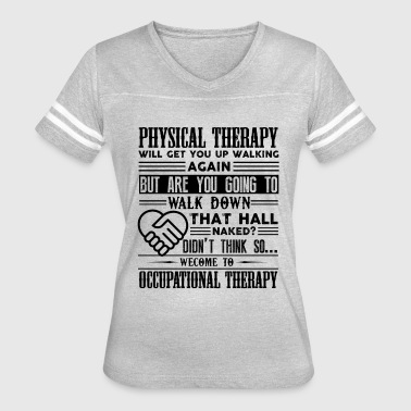 Love Occupational Therapy Shirt - Women's Vintage Sport T-Shirt
