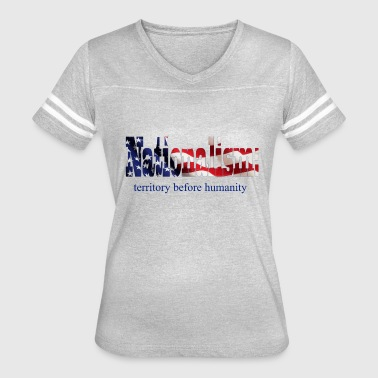 Nationalism - Women's Vintage Sport T-Shirt