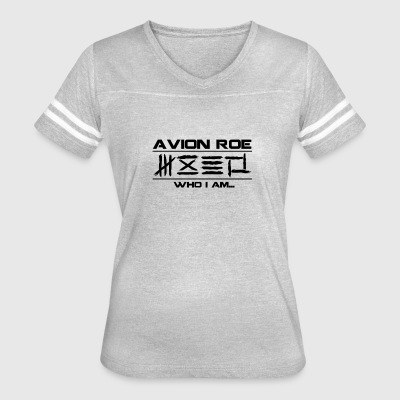 Avion Roe - Women's Vintage Sport T-Shirt