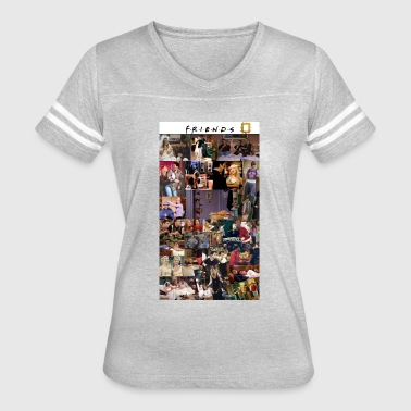 FRIENDS - Women's Vintage Sport T-Shirt