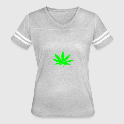 WEED - Women's Vintage Sport T-Shirt