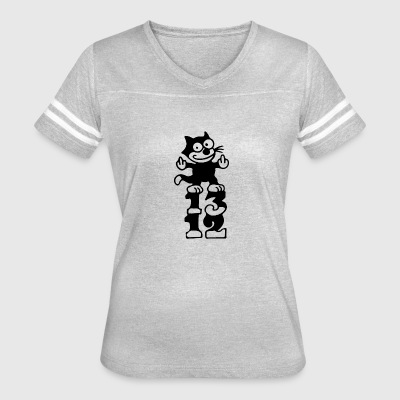 Ted 1312 - Women's Vintage Sport T-Shirt