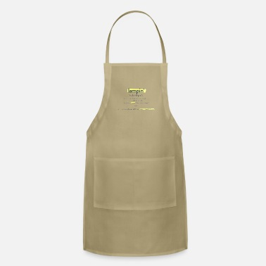 Lampin Have a Pretty Good - Apron