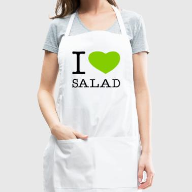 I LOVE SALAD - Adjustable Apron