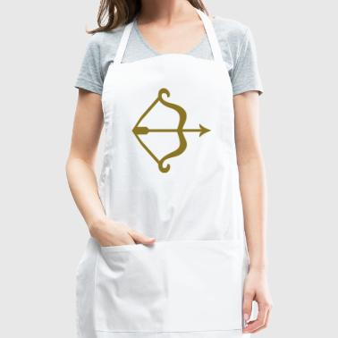 bow and arrow - Adjustable Apron