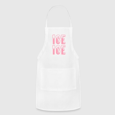Ice Ice - Adjustable Apron