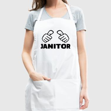 Janitor - Adjustable Apron
