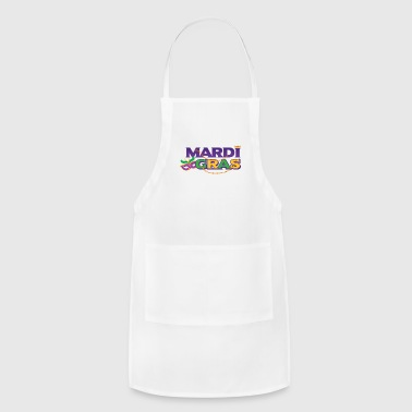 Mardi Gras Mardi Gras - Adjustable Apron