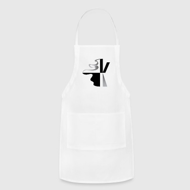 black - Adjustable Apron