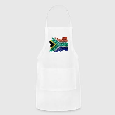 South Africa Vintage Flag - Adjustable Apron