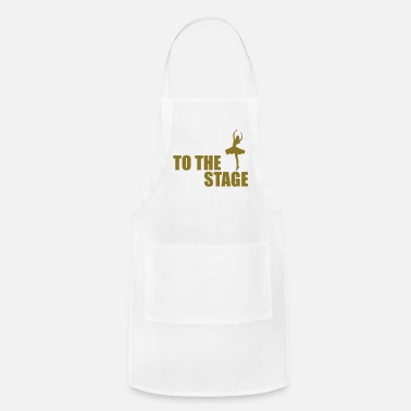 Stage to the stage - Adjustable Apron