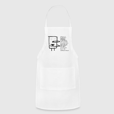 Spongebob Boi - Adjustable Apron