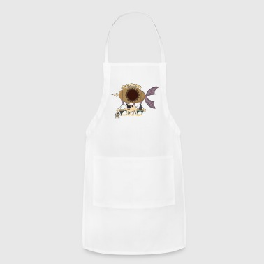 Steampunk Funny Steampunk - Industrial Machinery Humor - Adjustable Apron