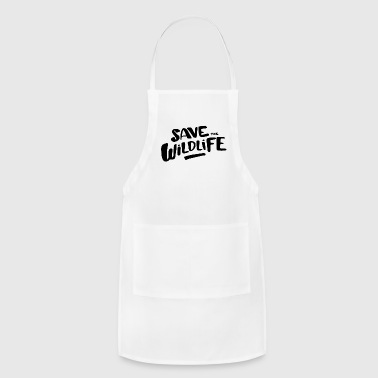 Save the Wildlife - Adjustable Apron