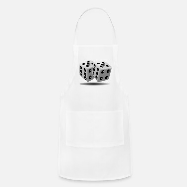 Dice dices - Adjustable Apron