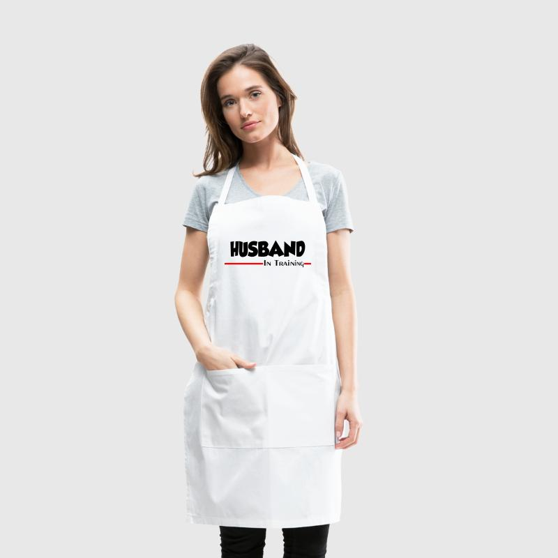 HUSBAND IN TRAINING - Adjustable Apron