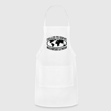 Monterrey Mexico Monterrey East Mission - LDS Mission CTSW - Adjustable Apron