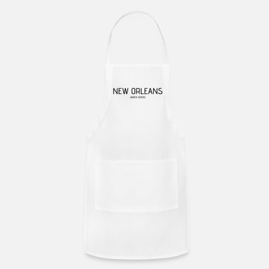 New Orleans New Orleans - Adjustable Apron