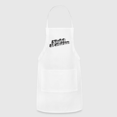 Night In Motion - Adjustable Apron
