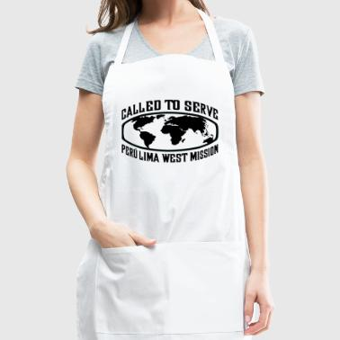 Peru Lima West Mission - LDS Mission CTSW - Adjustable Apron