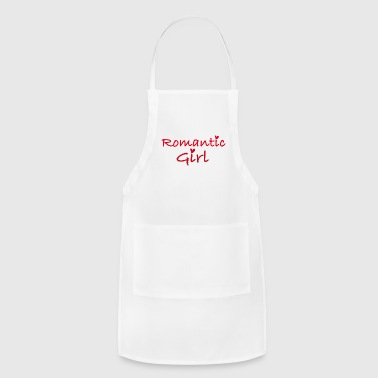 romantic girl - Adjustable Apron