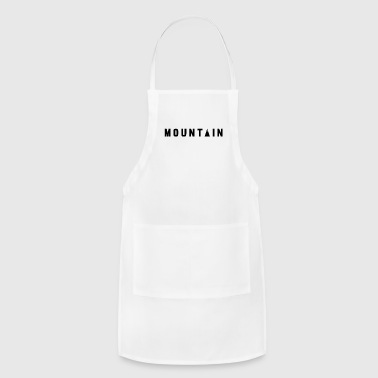 mountain - Adjustable Apron