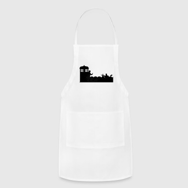 the doctor - Adjustable Apron