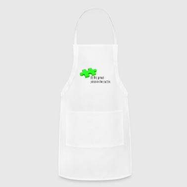 Sustainability - environmentally friendly - green - Adjustable Apron