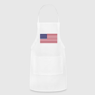 flag - Adjustable Apron