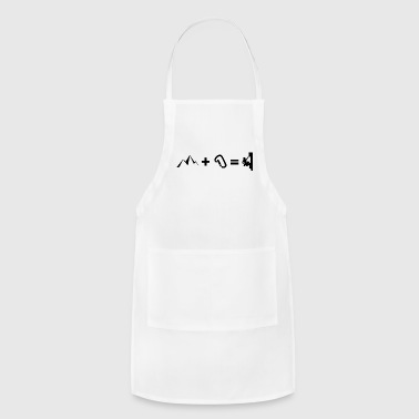 mountains plus - Adjustable Apron