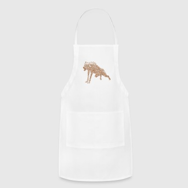 Aggressive Wolf - Adjustable Apron