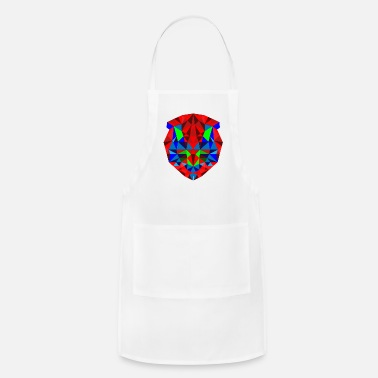 Enviromental lionlowpoly/instagram designbydrlight - Adjustable Apron