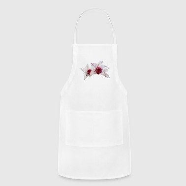 Cymbidium Baltic Dew Freckle Face - Adjustable Apron
