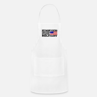 Military USATS SON HERO MILITARY - Adjustable Apron
